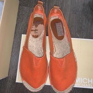 Michael Kors Shoes - Michael kor espadrille up ons